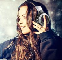 Wholesale Brass Headband - ZEALOT B19 LCD Display HIFI Brass Bluetooth Headphones Wireless Stereo Earphone Headphone with Mic Headsets Micro-SD Card Slot FM Radio