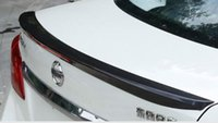 Wholesale High quality ABS Car Spoilers tail plane with paint for Nissan SYLPHY Sentra