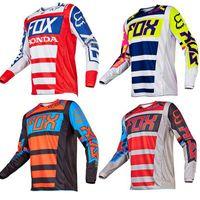 Wholesale Hi Viz - MARTIN FOX Cycling jersey Motocross Element Women Racewear Jersey (Black Pink Hi-Viz, X-Large) martin mx mtb jersey moto cross