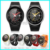 S99 3G Quad Core Android 5.1 teléfono Smartwatch MTK6580 1.3GHz 512MB RAM 8GB ROM de frecuencia cardíaca Bluetooth 4.0 Smart Watch