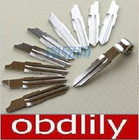 Wholesale Replace Blank - Folding key blanks For Buick excelle Car key embryo replacing the key head NO.61