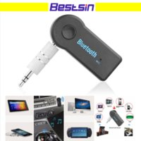 Wholesale Iphone A2dp - Bluetooth Receiver Car Aid Tool Universal 3.5mm Car Bluetooth Audio Music Receiver Adapter Auto AUX Streaming A2DP Kit for Speaker Headphone