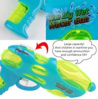 Wholesale Toy Shooting Range - Cool! Long-range shot pneumatic gun. Children's summer beach, swimming necessary toys