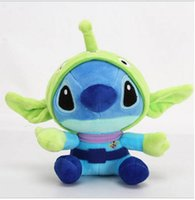 Wholesale Stitch Dolls For Sales - Hot sales 20CM Stitch Plush Toys Doll From Lilo and Stitch Stuffed Animals Baby Toy for Children Gifts
