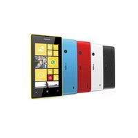 Wholesale Original Nokia Lumia Windows Mobile Phone Dual core M G GPS Wifi quot IPS refrubished Cell Phone