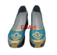 Wholesale Making Platform Shoes - Wholesale-Lovelive Boots Tojo Nozomi Cosplay Women's shoes platform shoes Custom Made Halloween High Quality