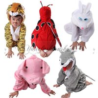 Wholesale Kids Fedex Costume - Free Fedex Animal Disfraces Cosplay Halloween Costumes For Kids Children's Christmas Clothing Boys Girls Cosplay Costume 2T-9Y