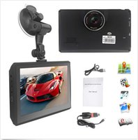 Wholesale 3d Camera China - WIFI Android GPS DDR 512M 8G with 1080P front camera loaded 3D map