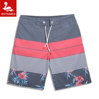 Wholesale Men S Surf Shorts - Wholesale-Men Beach Shorts Brand Quick Dry Bermuda Mens Shorts Casual Cargo Swimwear Men's Shorts Summer Mens Board Shorts Surfing