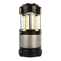 Wholesale Cob Technology - LED Hand Lantern Flashlights - COB Technology - Collapsible Portable Lamp - Hard Light Horse Lantern for Camping,Mountaineering,Car,Shed