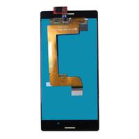 xperia m4 venda por atacado-Para a exposição do LCD do Aqua de Sony Xperia M4 com conjunto do digitador da tela de toque