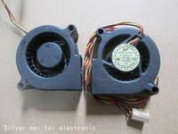 Wholesale Dc Cooling Blower Fan 12v - NEW cooling fan for Yate Loon 5020 D50BM-12B 12V 0.12A 3Wire DC Blower Fan D50BM-12B(M-309)