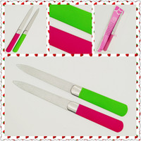 Wholesale Dropship Factory - Wholesale- 2017 New style Freeshipping Factory Direct Selling dropship nails supplies nail care tools nail file for wholesales