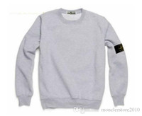 Wholesale Cool Jackets Cheap - NEW 2016STONE MEN COAT FLEECE HOODIES ISLANDS JACKET cheap men's hoodies fashion cool men sweatshirts coat