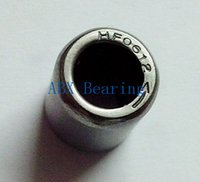 Wholesale One Way Roller Bearing - Wholesale- 10pcs HF0612 one way cluth needle roller bearing 6x10x12mm