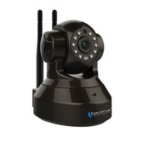 mp cmos sensor großhandel-Vstarcam C37-AR Alarm IP Kamera Unterstützung Tür Sensor / Gas / PIR / Rauch Sensor Smart Home Automation Sicherheit Alarm Wireless Kamera