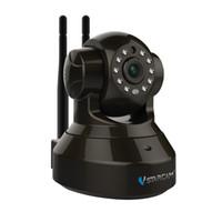 sensor de pir e câmera de segurança venda por atacado-Vstarcam C37-AR Alarme Câmera IP Suporte Sensor de porta / Gas / PIR / Sensor de fumaça Automação doméstica inteligente Alarme de segurança Câmera sem fio