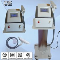 Wholesale Tattoo Machine Lamp - ND yag laser machine tattoo removal health treatment Laser tattoo removal machine with American imported lamp