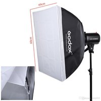 Fotostudio Speedlite Lighting Kit Set Godox Fotografie Studioblitzleuchte Strobe Light Stand Softbox Reflexschirm-Trigger