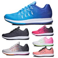 Wholesale Outdoor Zoom - 2016 Women's Mesh ZOOM PEGASUS 33 Running Shoes Best Quality Breathability Casual Sports Shoe Outdoor Running Sneakers Jogging Shoes