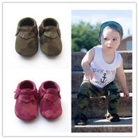 chaussure à semelle souple bébé noir achat en gros de-Livraison gratuite Fedex UPS 49styles bébé chaussures à semelle souple nouveau zig zag noir design blanc Cuir bébé mocassins bébé léopard Moccs vente chaude