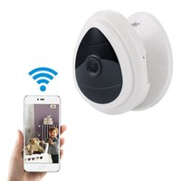 Mini-Wireless-Home-Security-Kamera WiFi Überwachung IP-Kameras Baby-Haustier-Monitor Nanny Cam Video-Monitor Motion Dectection