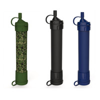 Wholesale Carbon Filtration - 2016Survival Personal Water Filter for Camping, Hiking, Backpacking, and Prepping. Portable Purifier is BPA Free and Lightweight. Filtration