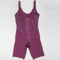 Wholesale Spandex Bodysuits - Wholesale-Summer Style Magnetic Corset Shapewear Underwear Waist Training Corsets Bodysuit Women Girdles Body Shaper