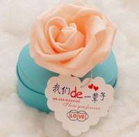 şeklinde teneke kutu toptan satış-2016 özel kart yeni aşk teneke şeker kutusu kalp şeklinde gül şeker kutusu takım 2 FERRERO ROCHER / 8 UHA