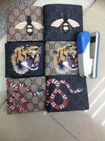 Wholesale Handbags Street Style - 2017 new G wallets brand fashion women Zero Purse bag female wallet street style handbags wallets with box free shipping