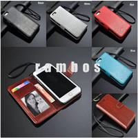 étuis de téléphone optimus lg achat en gros de-Pour LG K8 Case Smart Wallet flip Retour Case Personnalisé Couverture de téléphone portable en cuir pour LG optimus g pro e988 zéro X Sreen