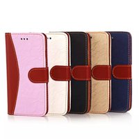 Wholesale iphone6 plus case leather online - For iphone S Plus Hybrid Lace Retro Leather Cover Wallet Case Stand With Card Slots for iphone6 Plus
