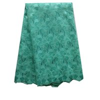 Wholesale Swiss Voile Lace Styles - Nigerian Lace Dress Styles Swiss Voile Lace in Switzerland Fabric for Women Party Dress Embroidery Cotton Swiss Voile Lace for Dress
