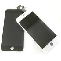 pantalla táctil de 5,5 pulgadas al por mayor-Pantalla LCD de 4.7 pulgadas iPhone 6 iPhone6 más digitalizador de pantalla táctil de una calidad para iPhone6 más 5.5 pulgadas de envío gratis