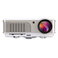 Wholesale Dlp Shutter 3d - Free Shipping DHL 4000 lumens built-in android 4.2 wifi full HD 1080p mini DLP 600w active shutter 3D projector,convert 2D to 3D proyector
