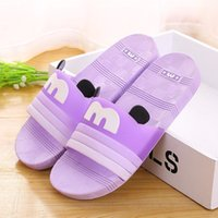Wholesale Slippers For Children - XB-7-Koovan Children Slippler 2017 Cool Double-breasted PVC Children Slippers Kids Sandals For Unise