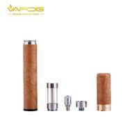 Wholesale Batteries For Ecigarette - Original ecigarette E Cigar Vapcig Refillable 2ML Tank Atomizer E Cigar for e cigarette Vape Pen kit rechargeable 1300mah battery