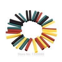 Wholesale New Arrival New Flame Resistance Insulation Heat Shrink Tubing Sleeving Set Retails E5M1 order lt no track