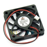 Wholesale Chassis Cooling Fan - 6CM 6010M12S 12V 0.12A chassis cooling fan 60*60*10mm