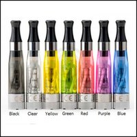 Wholesale Ce5 Tank Replacement Wick - Colorful Innokin Iclear 16 Atomizer iclear 16 clearomizer with long wick replacement dual coil rebuildable tank VS CE4 CE5