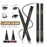 HUAMIANLI black brown makeup Eyeliner Liquid Eye Liner Shadow Waterproof Pen Pencile 7g Make Up Tool