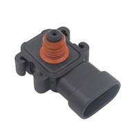 Wholesale Manifold Intake - Brand New Manifold Absolute Pressure Sensor Map Sensor 16187556 Fit For GM Chevrolet Isuzu Saab Saturn