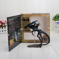Wholesale Alien Queen Toy - New Classic Sci-Fi Horror Movie Aliens Series No.018 Alien Queen Action Figure Toys approx 32CM with box free shipping