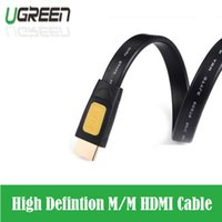 Ugreen HD101 hdmi HD-Kabel männlich-männlich vergoldeten Stecker TV-Set-Top-Box-Computer-Version 1.4v 3D 4K Datenkabel