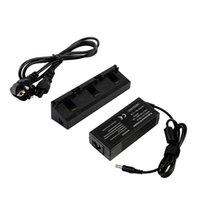 Wholesale Parrot Drone Battery Charger - 3 In 1 Balance Battery Charger for Parrot Bebop Drone 3.0 RC Quadcopter