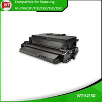Wholesale Printer Cartridge Sales - Samsung ML2150D8,10000 Page Yield Toner Cartridges for Samsung ML2150 2151N 2152W 2150 Printer, hot sales with good quality