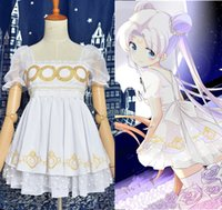 Wholesale New Sailor Moon Princess cake Dresses Cosplay Costumes Chiffon Lolita Kawaii Dress Vestidos