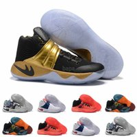 Wholesale Satin Silk Cushions - Free Shipping Womens Basketball Shoes kyrie irving shoes II RETRO 1:1 Sneakers Trainers Sport Shoes Cheap Sale Women shoes Running shoes