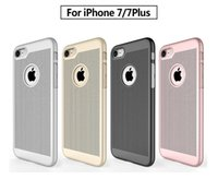 Wholesale Cover Ventilation - For iphone7 Slim cooling ventilation phone case for apple iphone 7 6s 6 plus PC cover mobile phone accessories cool in summer