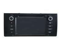 Wholesale Bmw X5 Usb - Android 5.1 BMW E38 E3 E53 car dvd player with usb radios ipod tv DVR GPS